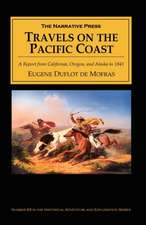Travels on the Pacific Coast