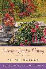 American Garden Writing