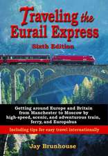 Traveling the Eurail Express