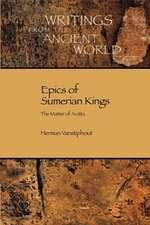 Epics of Sumerian Kings