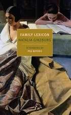 A Family Lexicon
