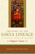 Treasures of the Sakya Lineage