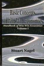Basic Concepts of Win-Win Economics