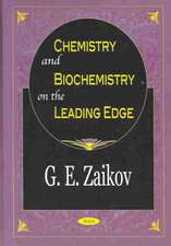 Chemistry & Biochemistry on the Leading Edge