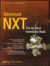 Advanced NXT: The Da Vinci Inventions Book