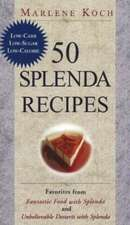50 Splenda Recipes
