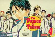 The Prince of Tennis, Vol. 4