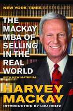 Mackay Mba Selling Real World