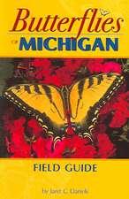 Butterflies of Michigan:  Field Guide