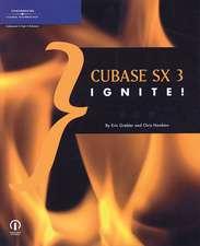 Grebler, E: Cubase SX 3 Ignite!