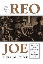 Story Of Reo Joe: Work, Kin, And Community