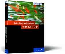 OPTIMIZING VALUE FLOWS W/SAP E