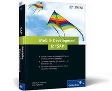 Mobile Development for SAP
