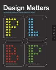 Design Matters:  An Essential Primer