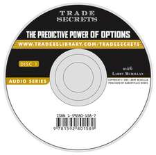 The Predictive Power of Options