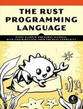 The Rust Programming Language