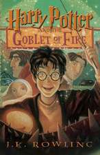 Harry Potter and the Goblet of Fire, Book4