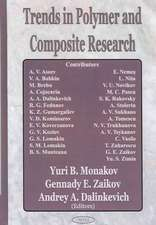 Trends in Polymer and Composite Research