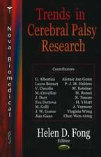 Trends in Cerebral Palsy Research