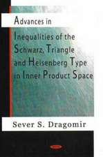 Advances in Inequalities of the Schwarz, Triangle and Heisenberg Type in Inner Product Space