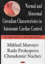 Normal and Abnormal Circadian Characteristics in Autonomic Cardiac Control