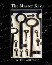 The Master Key (New Edition):  Western Europe