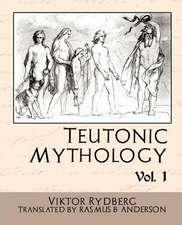 Teutonic Mythology Vol.1:  A Village Story