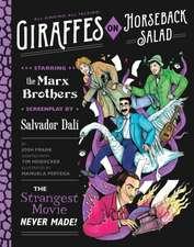 Giraffes on Horseback Salad