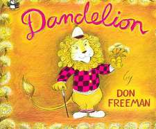 Dandelion [With Paperback Book]