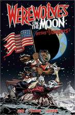 Werewolves on the Moon:  Versus Vampires