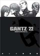 Gantz, Volume 22