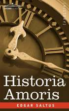 Historia Amoris