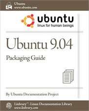 Ubuntu 9.04 Packaging Guide