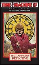 Time Machine 17: Scotland Yard Detective