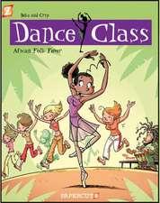 Dance Class #3: African Folk Dance Fever