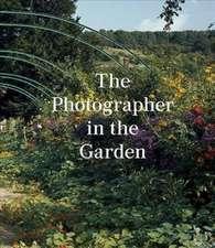 Photographer in the Garden