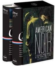 American Noir:  11 Classic Crime Novels of the 1930s, 40s, & 50s