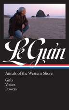 URSULA K LE GUIN ANNALS OF THE WESTERN S