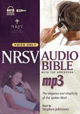 Voice Only Bible-NRSV