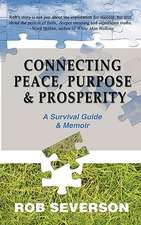 Connecting Peace, Purpose, & Prosperity