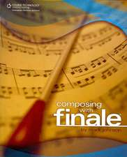Composing with Finale