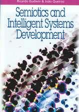 Semiotics and Intelligent Systems Development