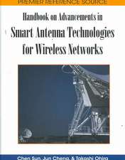 Handbook on Advancements in Smart Antenna Technologies for Wireless Networks