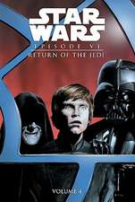 Star Wars Episode VI:  Return of the Jedi, Volume 4