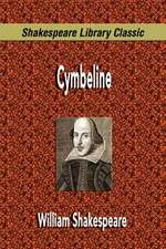 Cymbeline (Shakespeare Library Classic)