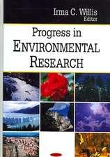 Progress in Environmental Research
