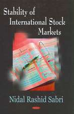 Stability of International Stock Markets