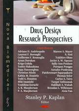 Drug Design Research Perspectives