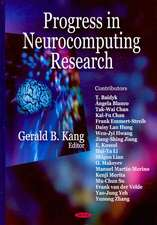 Progress in Neurocomputing Research
