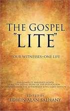 """The Gospel """"Lite"""""""